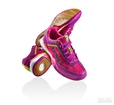 SALMING VIPER PINK DAME BS