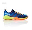 Salming kobra Men_ElecticBlue-SafetyYellow bs