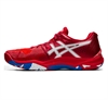 ASICS SKY ELITE CLASSIC RED  SIDE